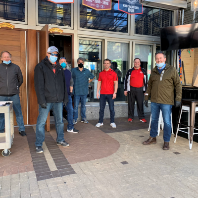Saval Food Service Employees work with Atlas Restaurant Group to Donate Food to Laid Off Restaurant Workers in Maryland, Washington D.C, and Virginia
